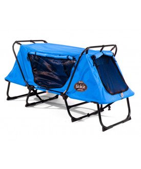 Fun Kids blue off the ground tent  sc 1 st  2R Aventure & off the ground tent tent roof tent cot - 2RAventure