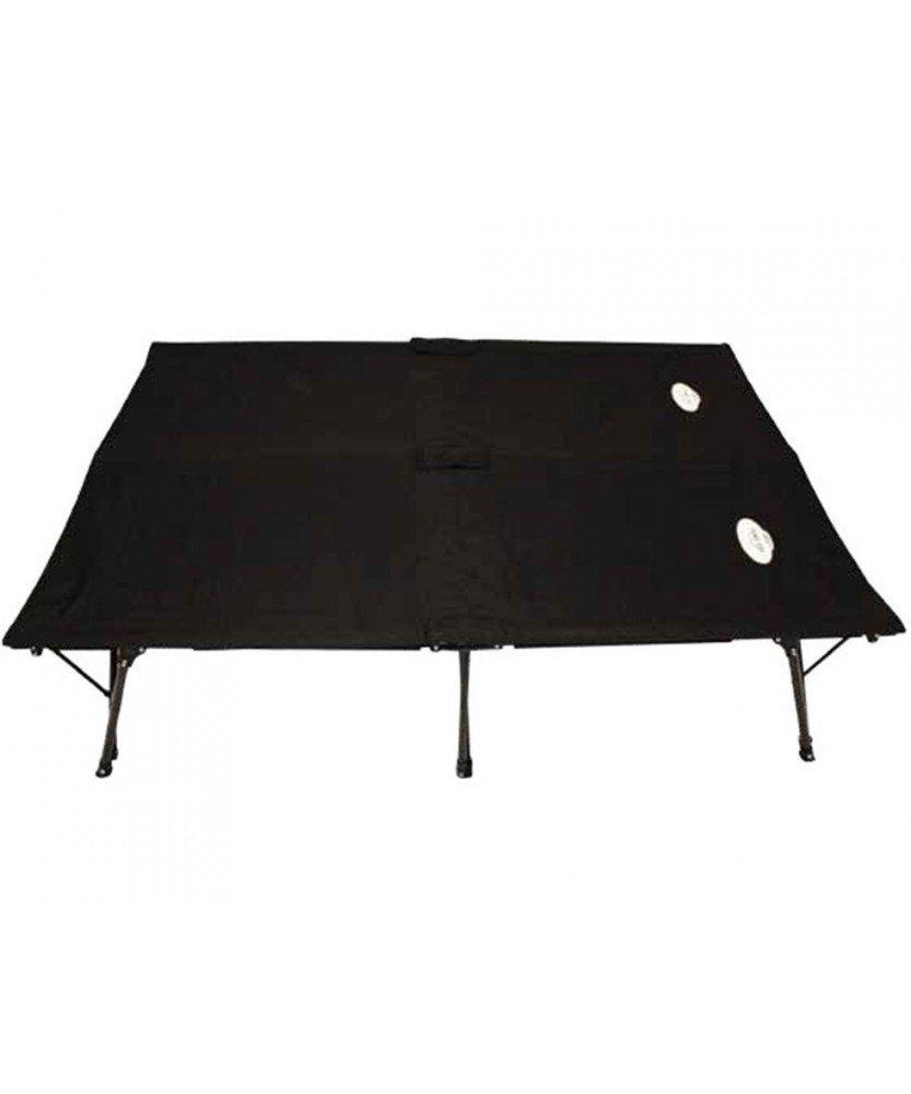 lit de camp double kwik cot lit de camp pliant lit camp. Black Bedroom Furniture Sets. Home Design Ideas