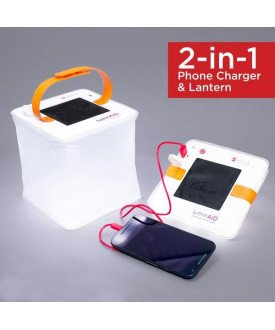 LuminAID Packlite Max 2-in-1