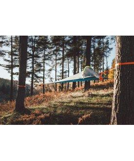 Tente suspendue UNA 1 pers vert forêt