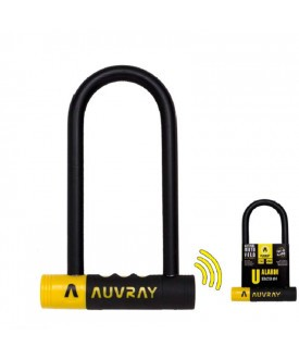 Bike lock U-Alarm Auvray