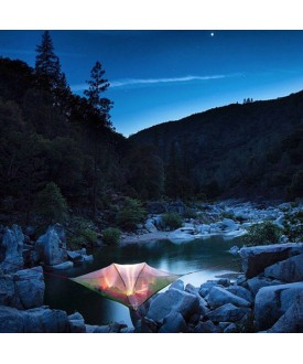 Tree tent Tentsile STINGRAY Forest Green