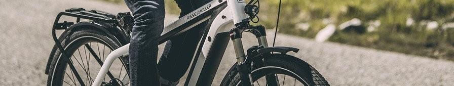 vélo à assistance électrique riese und muller, 45km/h, speedbike