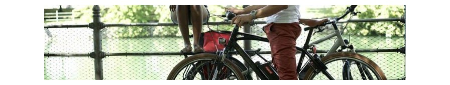 Vélo mixte électrique homme/femme Riese & Müller, gamme Cruiser