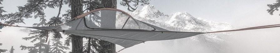 Tente suspendue FLITE, légère, 2 personnes, Tentsile, 2R Aventure