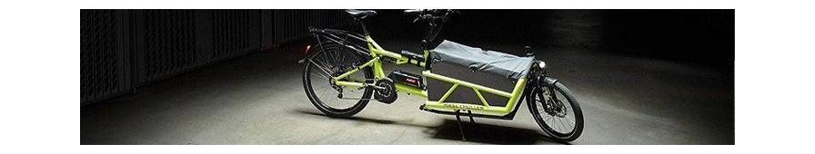 Cargobike fully suspended S-Pedelec Ebike Riese Muller LOAD