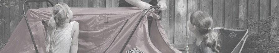 2R Aventure présente le modèle kids de la tente surélevée pour les enfants