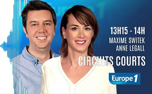Europe 1 Circuits courts