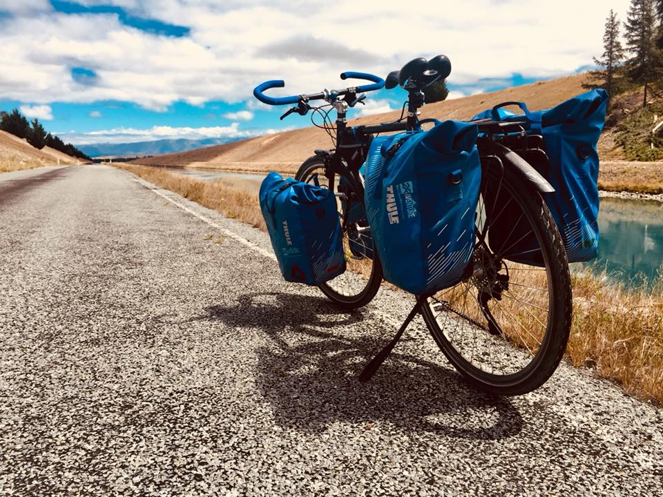 cyclotourisme nouvelle zélande