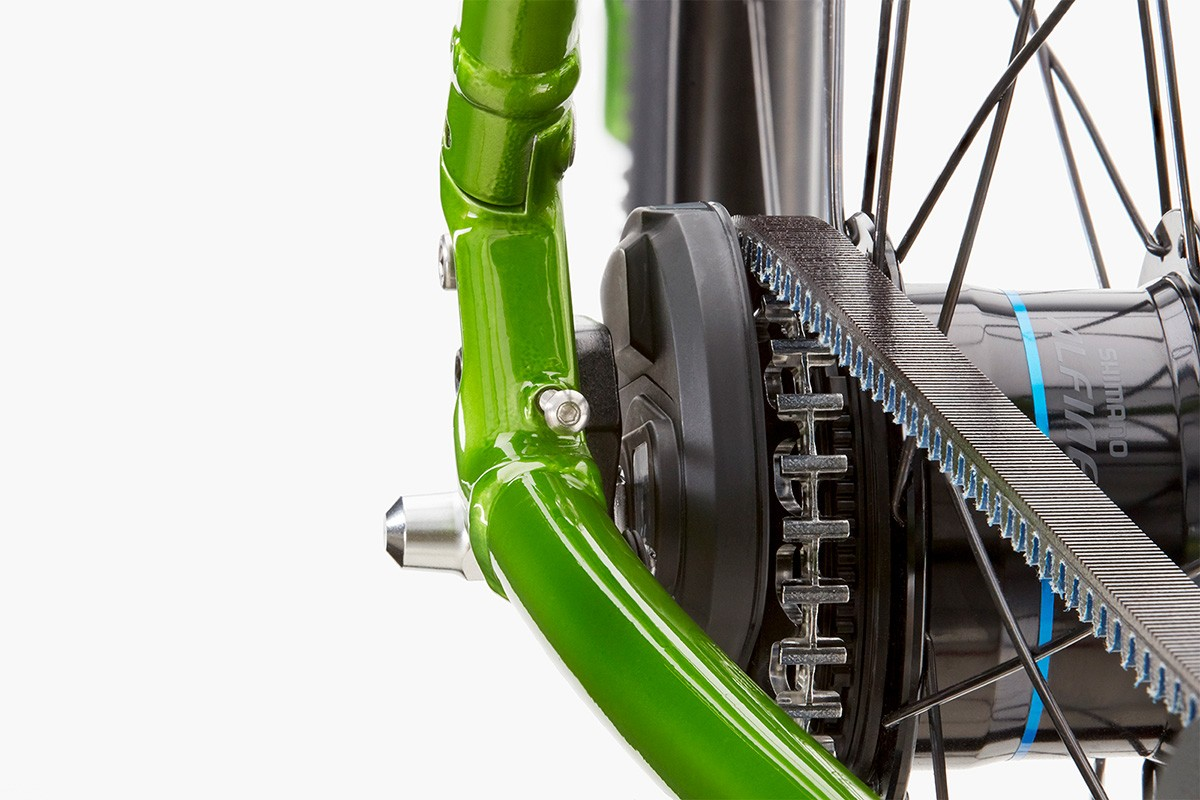 Alfine Di2 - transmission électronique pour vélo électrique