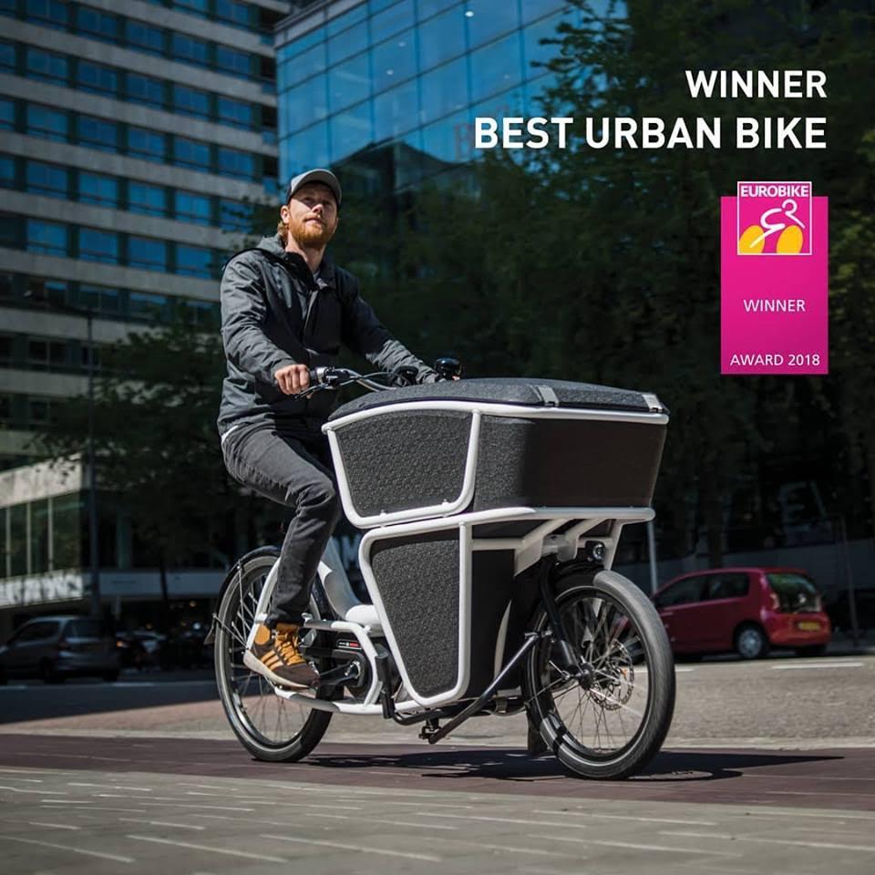 Eurobike 2018 Urban arrow