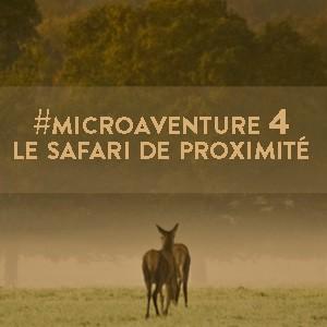 Microaventure safari de proximité