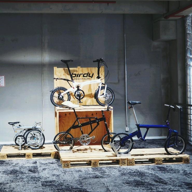 Birdy, l'histoire de R-M qui façonne la mobilité de nos jours