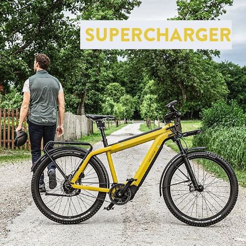 Supercharger Riese Muller
