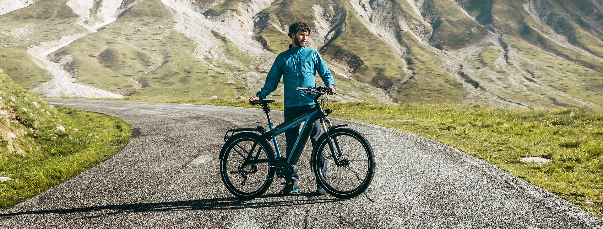 Supercharger GX Rohloff: the long distance runner of Riese und Müller