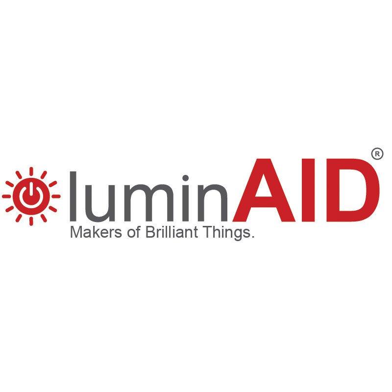 LuminAID - créatrices de lampes solaires gonflables et durables