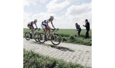 Le vélo et les suspensions, l'histoire d'une reine pavée