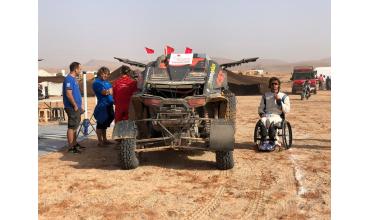 Dakar 2020, un pilote hors norme et bien équipé