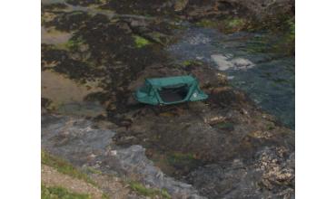 Tente hors sol - le camping partout