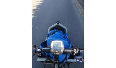 Le vélo cargo, en pratique, interview d'un client cycliste quotidien