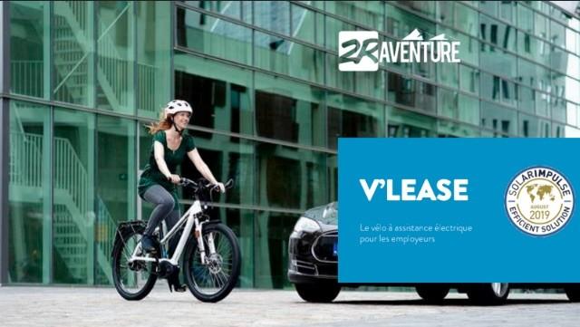Location de vélos à assistance électrique en entreprise